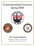 Spring 2020 Commissioning Ceremony