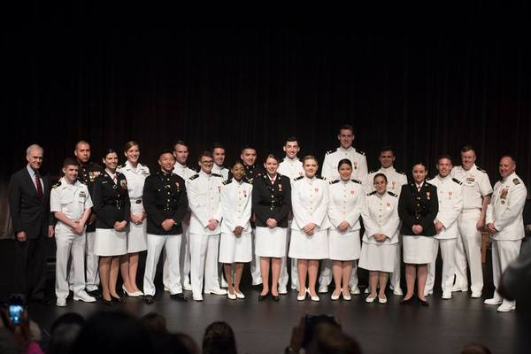 Commissioning Class of 2018