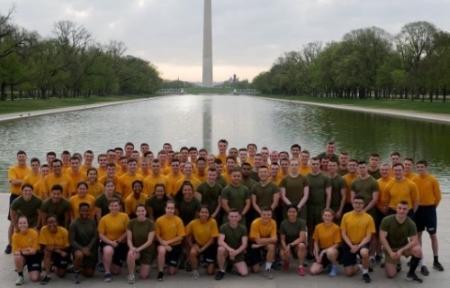 Battalion PT Photo